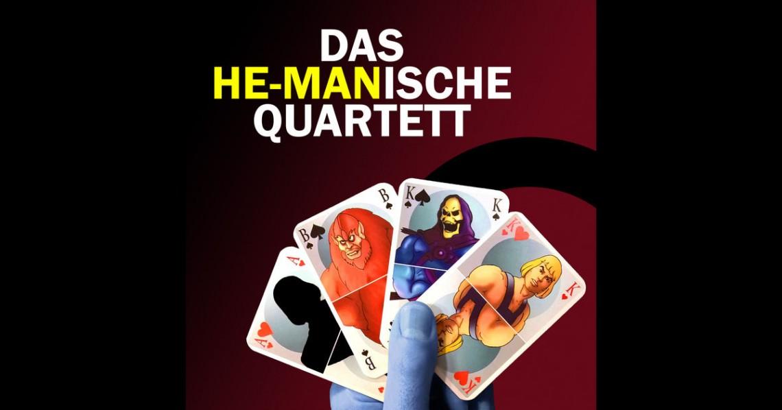 Logog des Hemanischen Quartetts