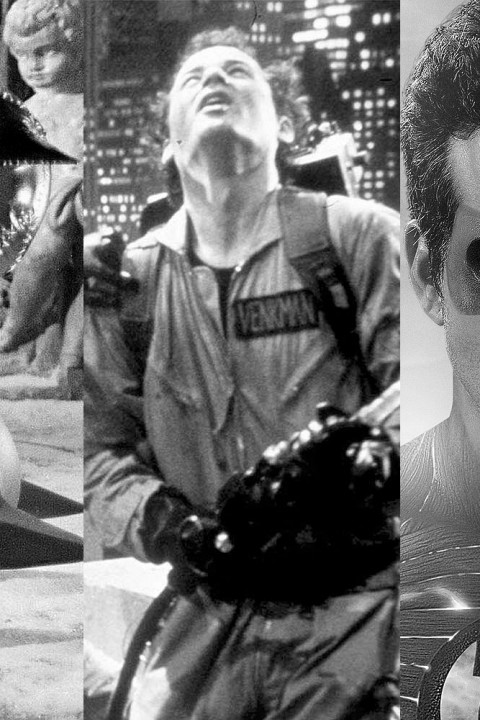 Episode 2: Batmans Rückkehr, Green Lantern, Ghostbusters