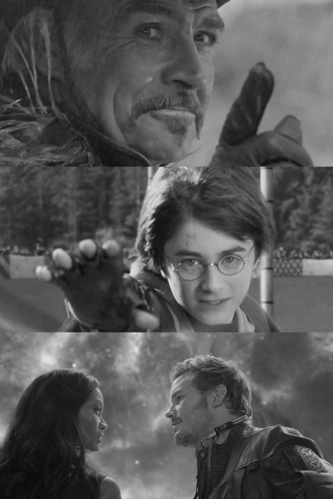 Episode 18: Guardians of the Galaxy | Highlander | Harry Potter und der Stein der Weisen