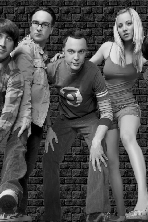 Nightcrow in Serie 007: The Big Bang Theory