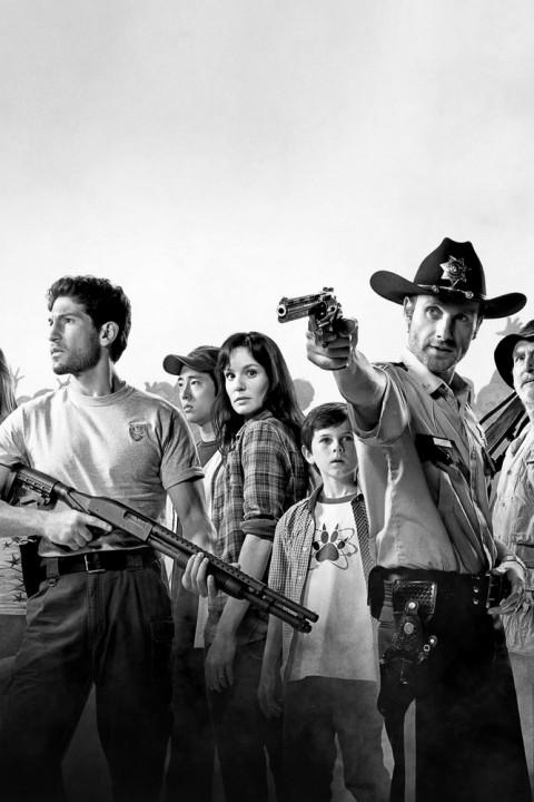 Nightcrow in Serie 008: The Walking Dead