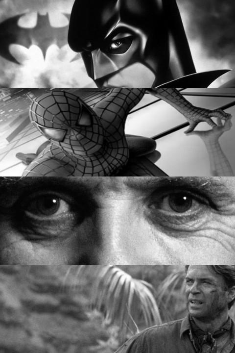 Episode 3: Batman Forever | Jurassic Park | Spider Man | Das schweigen der Lämmer