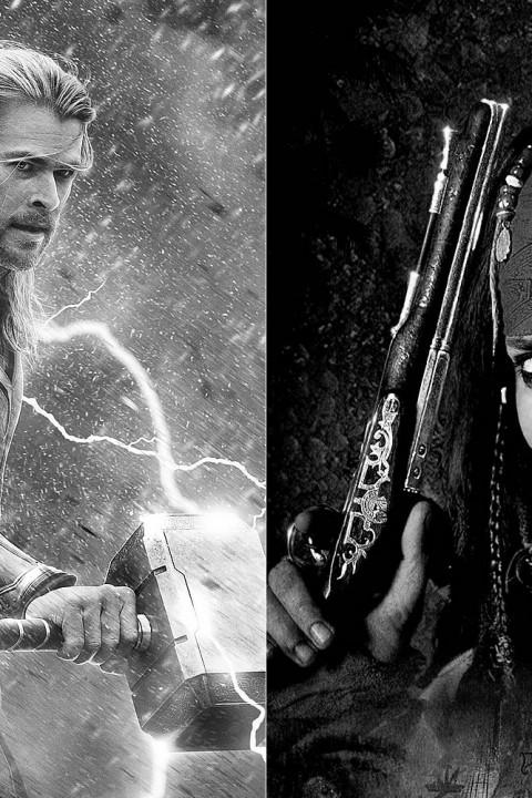 Episode 6: Thor | Pirates of the Caribbean 2 | Das Handbuch des jungen Giftmischers