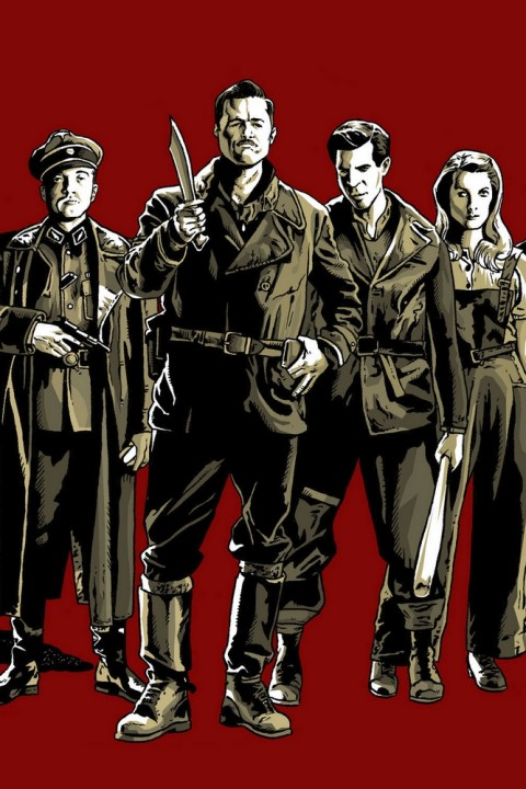Episode 96: Inglourious Basterds